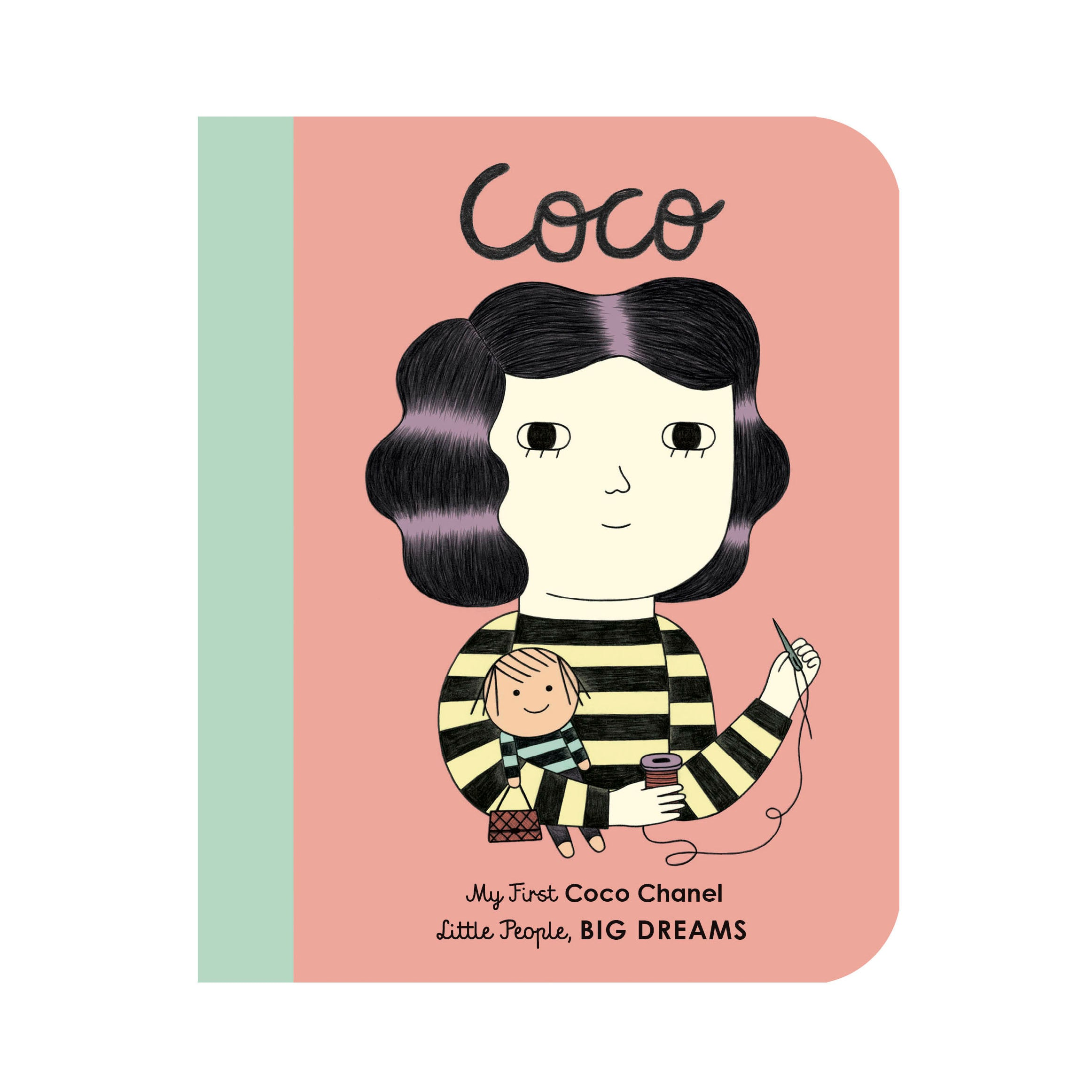 Coco: My First Coco Chanel board book by Little People, Big Dreams