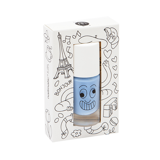 GASTON Wash Off Kids Nail Polish by Nailmatic - Little Citizens Boutique