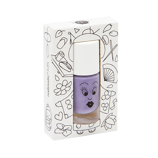 KANAKO Wash Off Kids Nail Polish by Nailmatic - Little Citizens Boutique