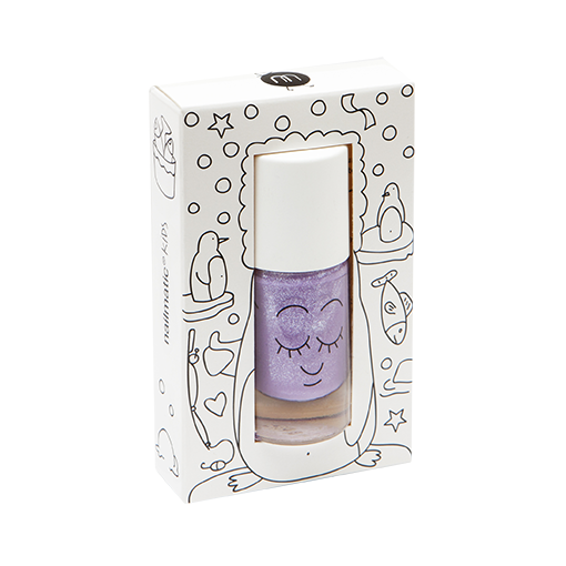 PIGLOU Wash Off Kids Nail Polish by Nailmatic