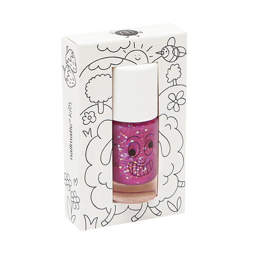 SHEEPY Wash Off Kids Nail Polish by Nailmatic