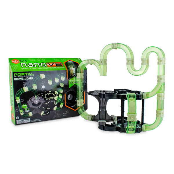 Nano V2 Glow in the Dark Portal by Hexbug