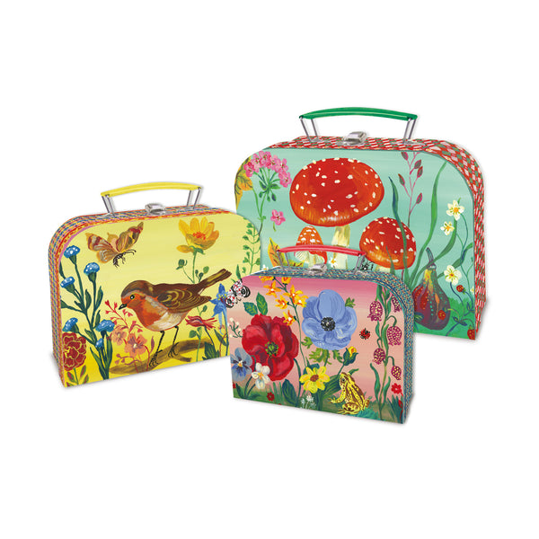 Nathalie Lete Nesting Storage Cases