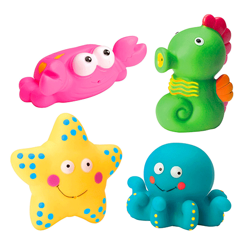 Bath Squirters Ocean Animals by Alex Toys