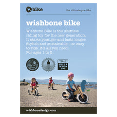 Wishbone Original 3 in 1 Bike for 1-5 Year Olds