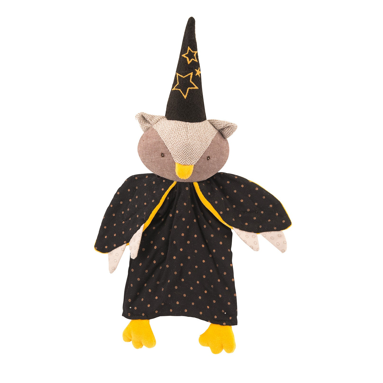 Owl Magician Puppet by Moulin Roty - Little Citizens Boutique