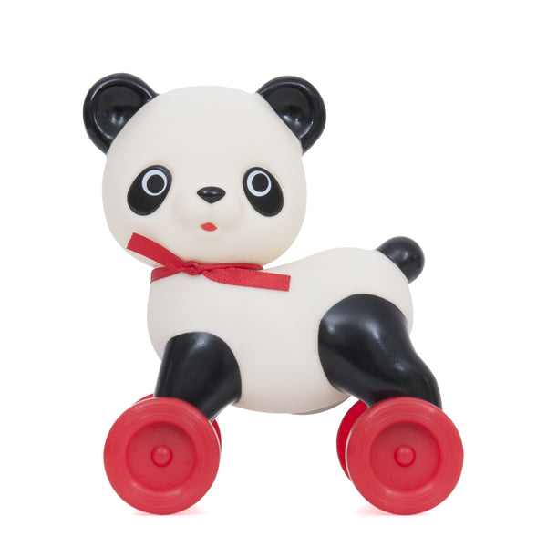 Panda on Wheels by Lapin & Me