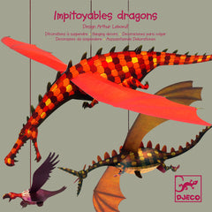 Djeco Hanging Dragons - Little Citizens Boutique  - 4