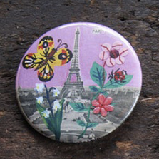 Paris Badge - Nathalie Lete