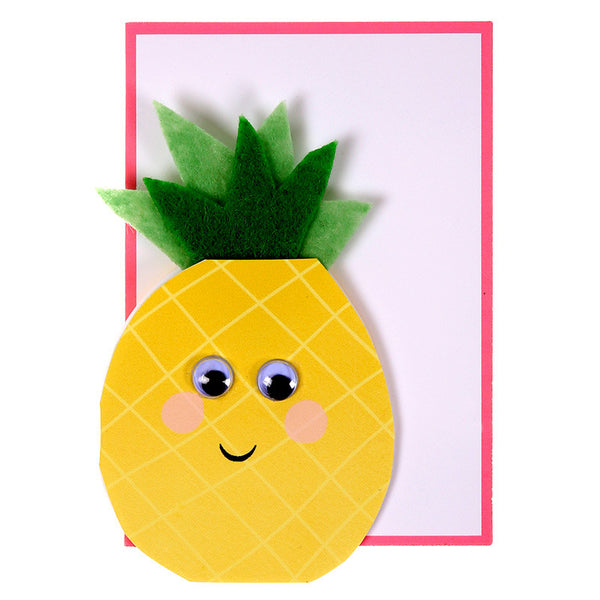Pineapple Card - Meri Meri