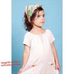 Violeta Dress in Berry - Little Citizens Boutique  - 2