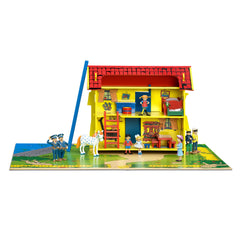 Pippi Longstocking - House Set includes Furniture & Figurines - Little Citizens Boutique  - 6