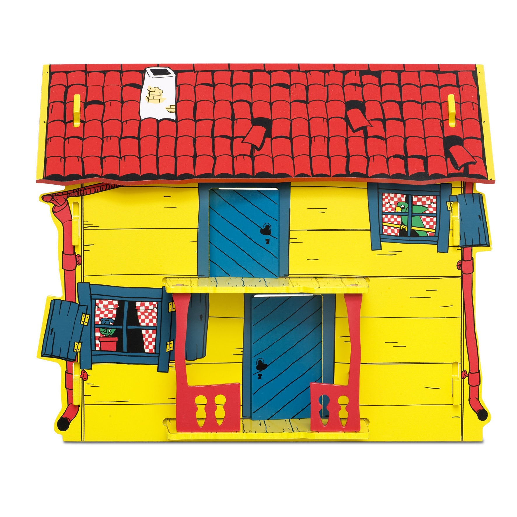 Pippi Longstocking House - Little Citizens Boutique  - 1