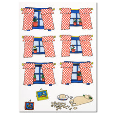 Pippi Longstocking - House Set includes Furniture & Figurines - Little Citizens Boutique  - 10
