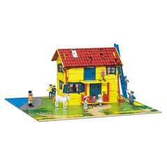 Pippi Longstocking - House Set includes Furniture & Figurines - Little Citizens Boutique  - 12