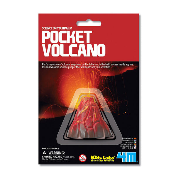 Pocket Volcano Toy by Great Gizmos