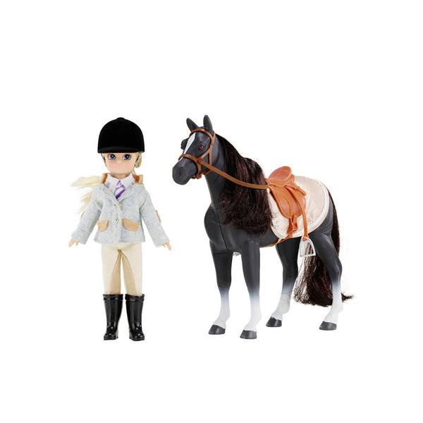 Pony Club Horse & Lottie Doll