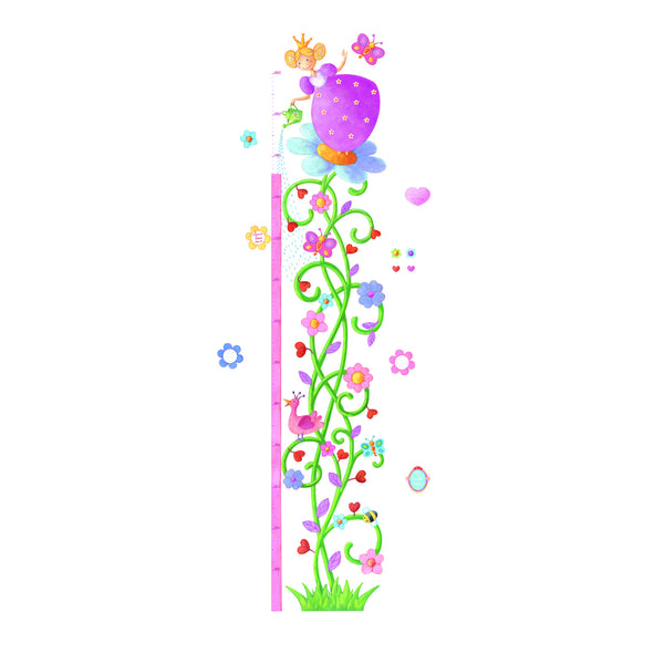 Djeco Marguerite Height Chart - Wall Stickers