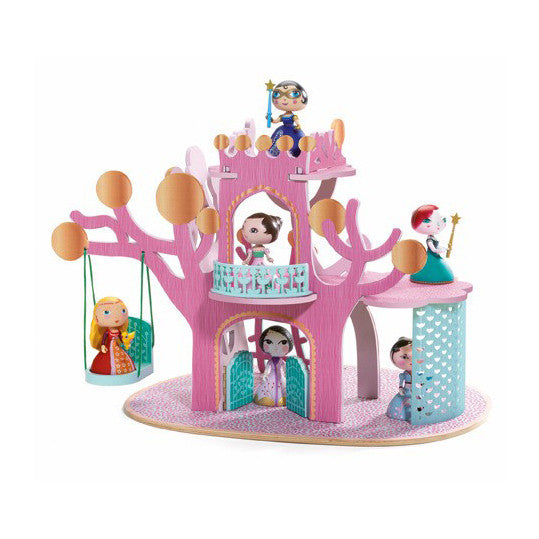 Princess Tree Dollhouse by Arty Toys Djeco