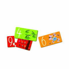 Puzzle Duo - Numbers by Djeco - Little Citizens Boutique  - 2