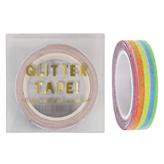 Rainbow-Glitter-Tape - Meri Meri - Little Citizens Boutique