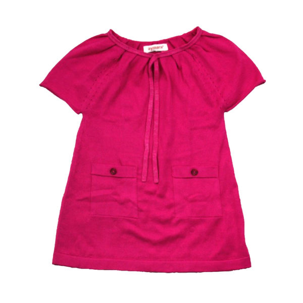 Violeta Dress in Berry - Size 2 Years
