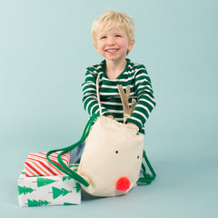 Reindeer Back Pack by Meri Meri - Little Citizens Boutique  - 2