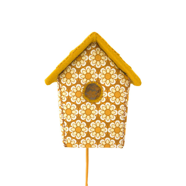 Sunny Bird House - Night Light by House of Clouds