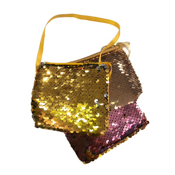 Sequin Small Change Purse