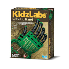 Robotic Hand Kit by Great Gizmos