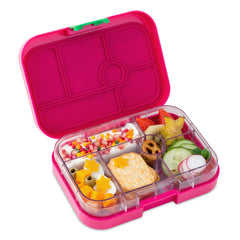 Rosa Pink Classic Leakproof Lunch Box - Yumbox - Little Citizens Boutique  - 4