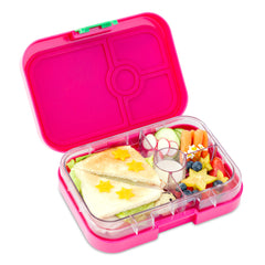 Rosa Pink Classic Leakproof Lunch Box - Yumbox - Little Citizens Boutique  - 3
