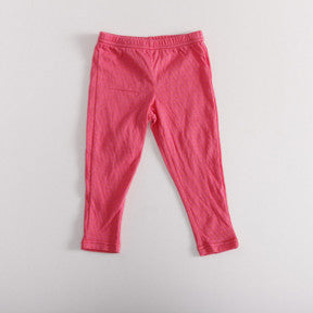 Rose Dot Leggings - Size 18 months
