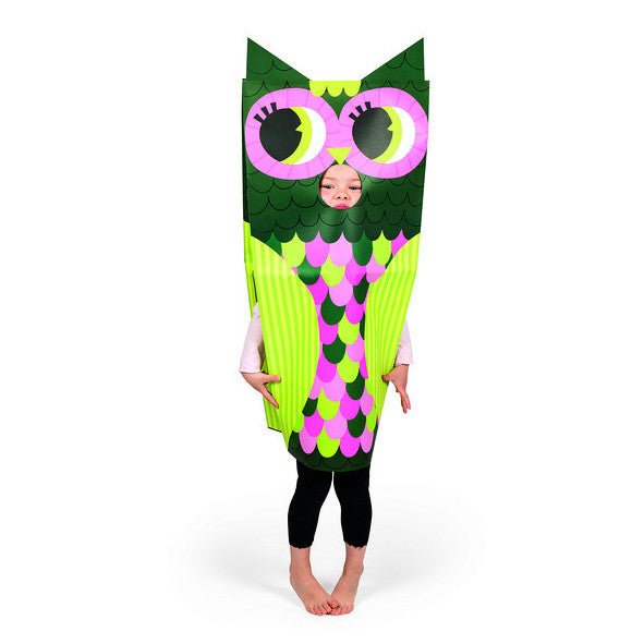Sackanimo - Owl Dress Up by Janod - Little Citizens Boutique  - 1