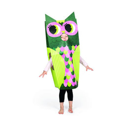 Sackanimo - Owl Dress Up by Janod - Little Citizens Boutique  - 4