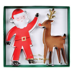Christmas Cookie Cutters by Meri Meri