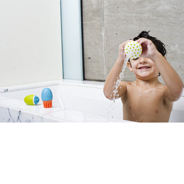 Scrubbles Textured Bath Squeeze Toys