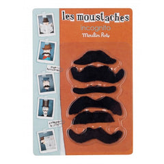 Fake Moustache Set by Moulin Roty