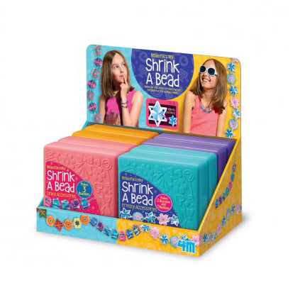 Shrink Beads Making Kit by Great Gizmos
