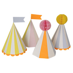 Silly Circus Party Hats by Meri Meri - Little Citizens Boutique  - 2