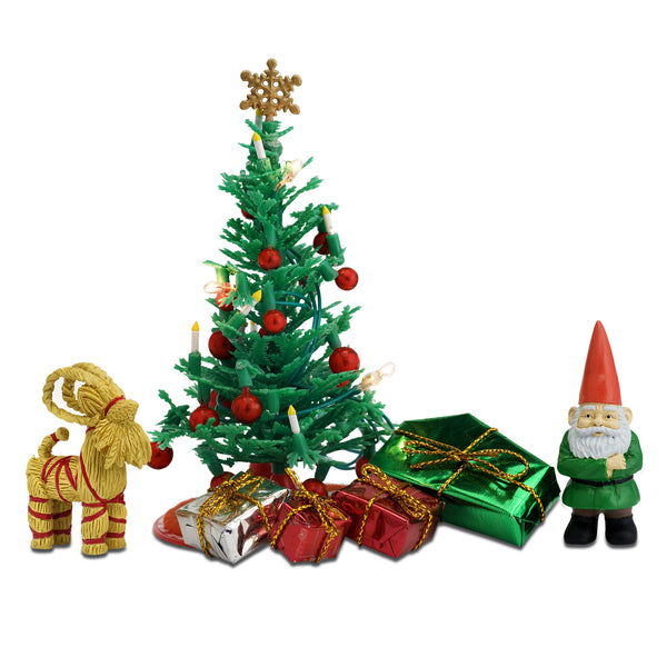 Stockholm House Christmas Tree Set