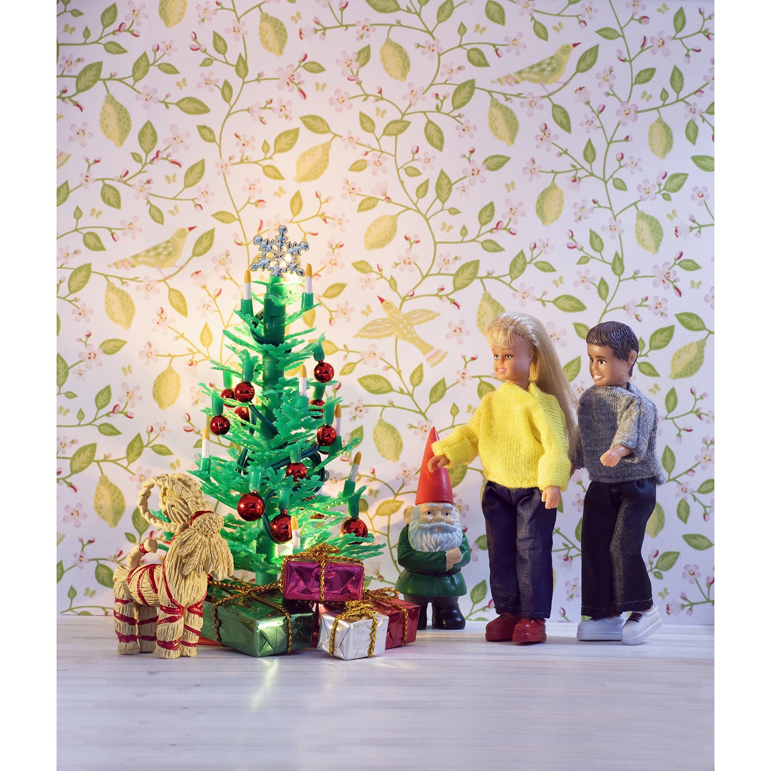 Stockholm House Christmas Tree Set - Little Citizens Boutique  - 1