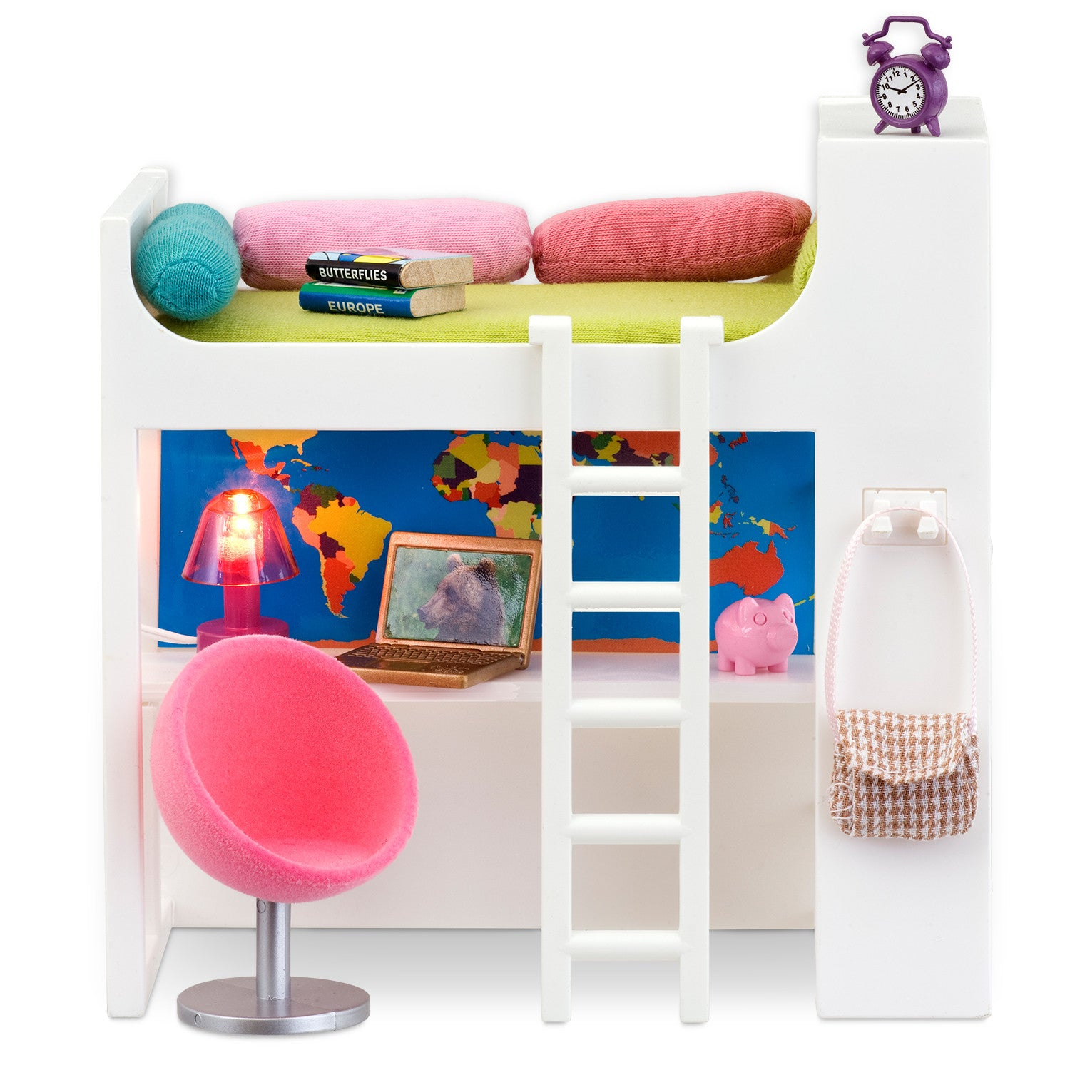 Smaland Dollhouse Loft Bed Set - Little Citizens Boutique  - 1