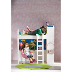 Smaland Dollhouse Loft Bed Set - Little Citizens Boutique  - 2