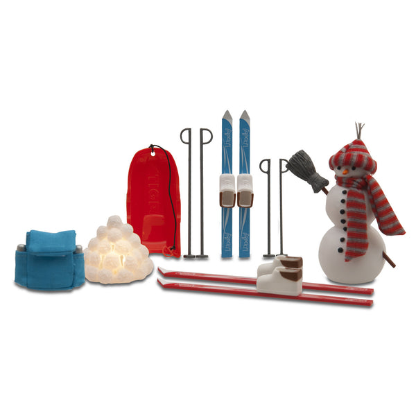 Stockholm House Winter Ski Set