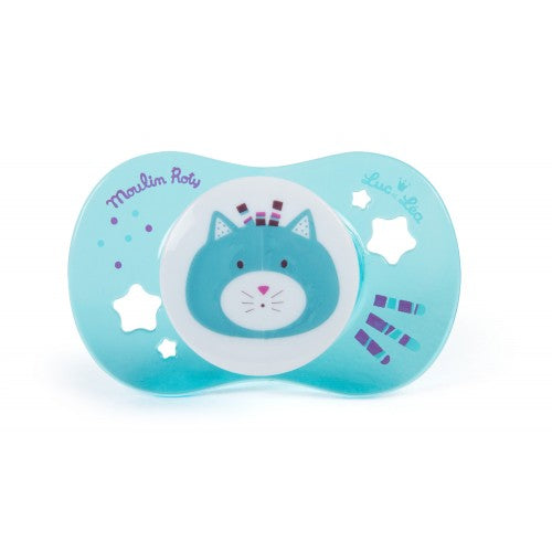 Limited Edition Jolis Pas Beau Pacifier by Moulin Roty