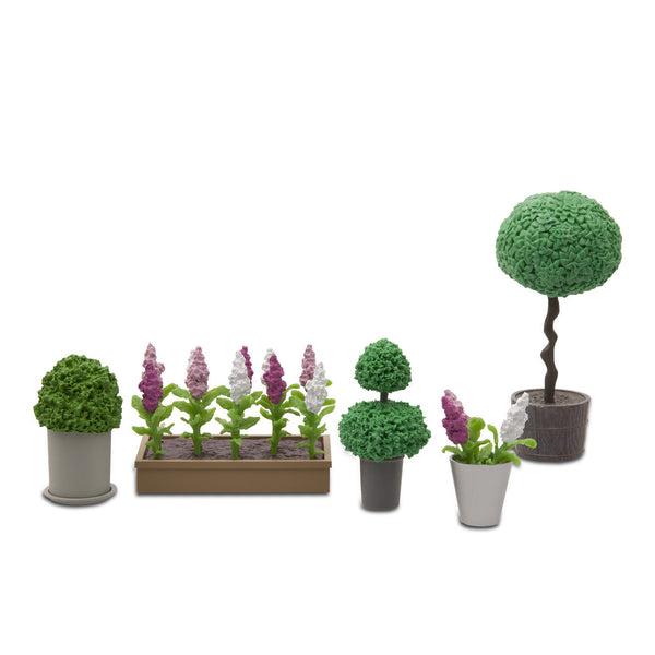 Stockholm House Flower Garden Set