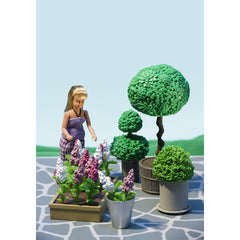 Stockholm House Flower Garden Set - Little Citizens Boutique  - 2