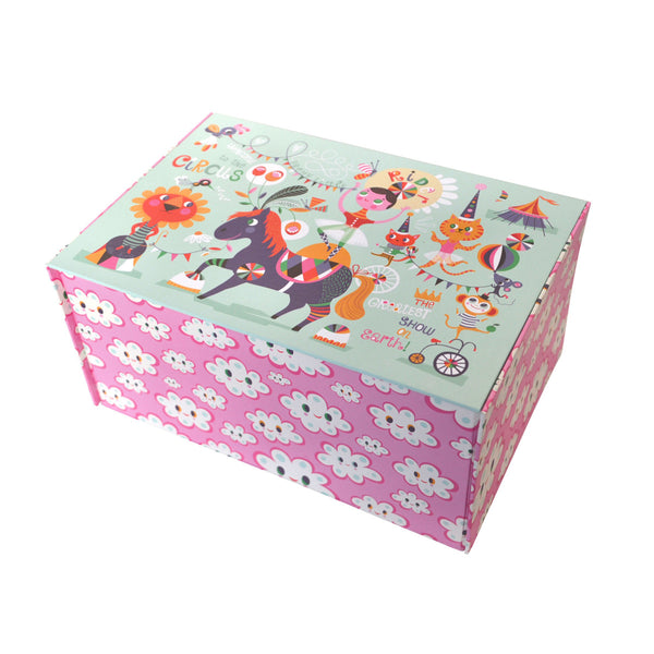 Storage Box Pretty Little Rider - Helen Dardik
