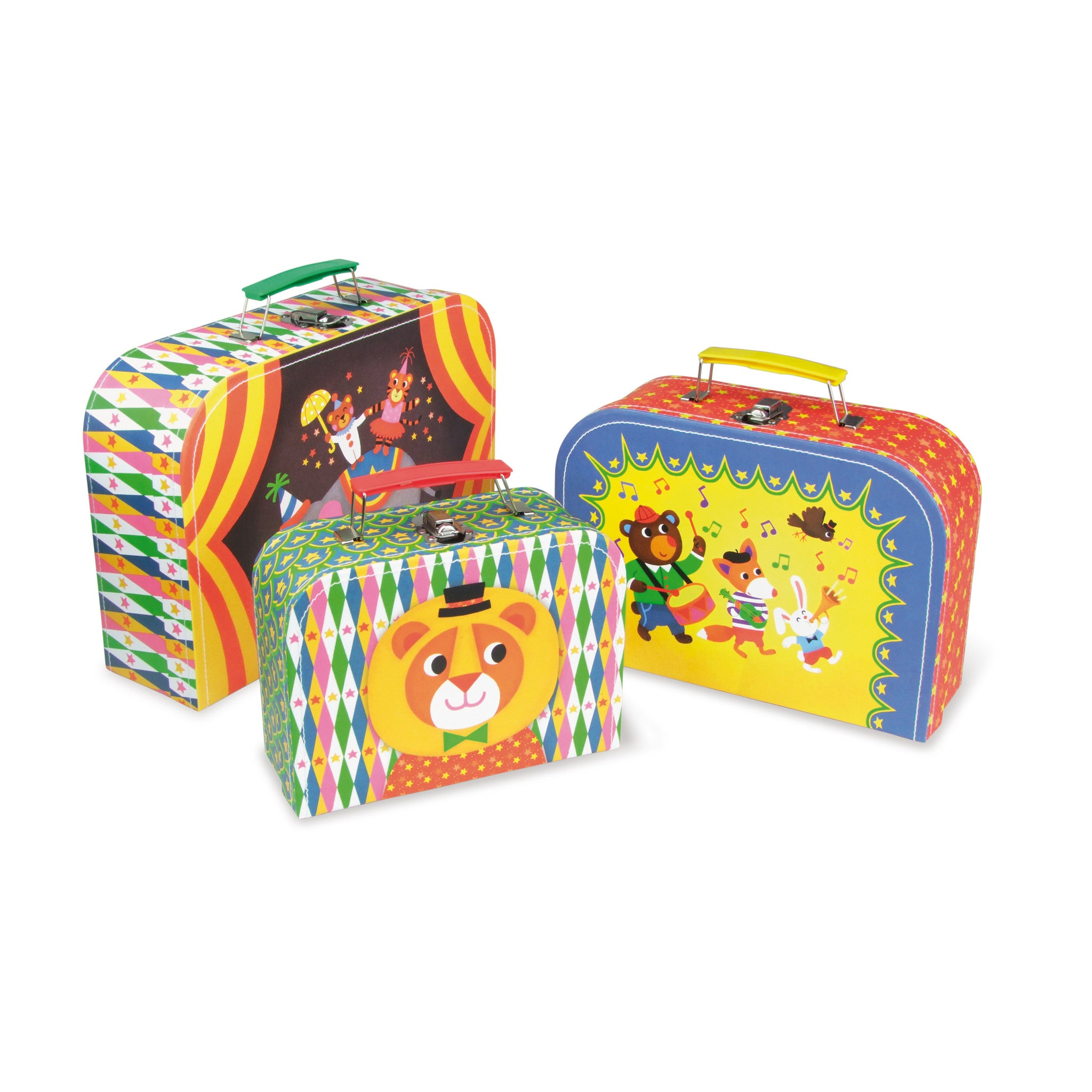 Circus Nesting Storage Cases - Little Citizens Boutique